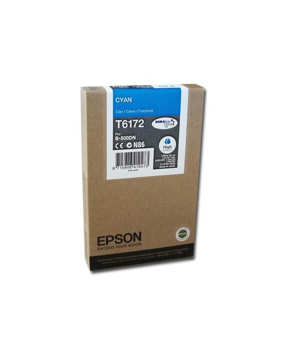 Epson Κασέτα Μελάνης T6172 Κυανό by DoctorPrint