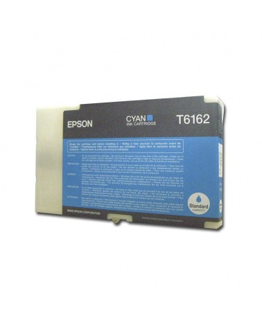 Epson Κασέτα Μελάνης T6162 Κυανό by DoctorPrint