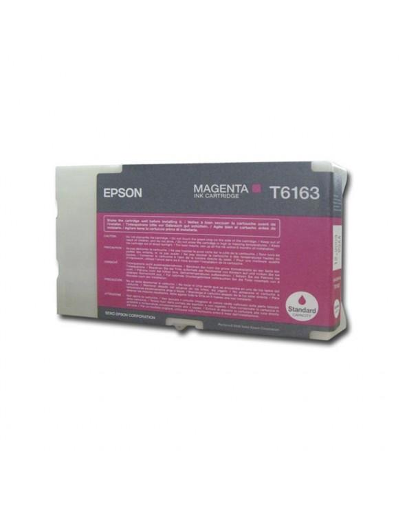 Epson Κασέτα Μελάνης T6163 Ματζέντα by DoctorPrint