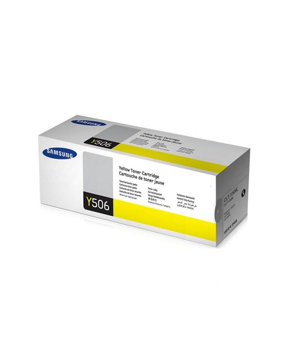 Samsung Κασέτα Τόνερ CLT-Y506L Κίτρινο by DoctorPrint