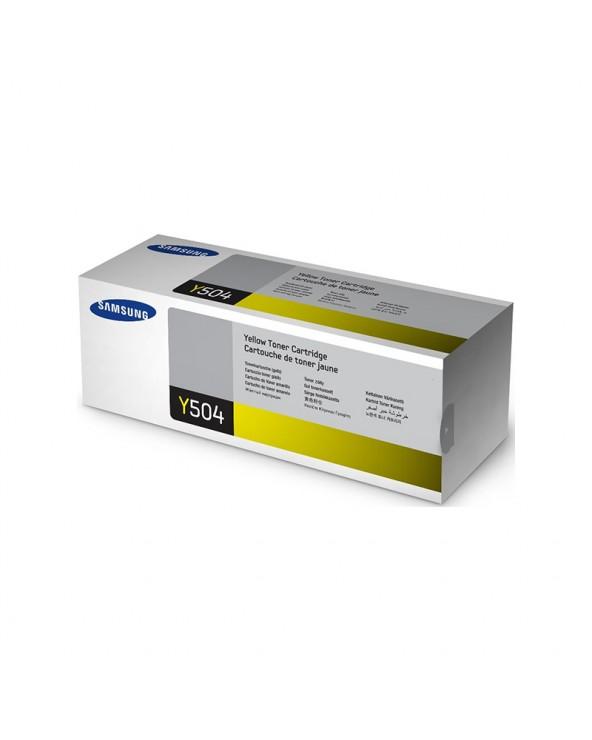 Samsung Κασέτα Τόνερ CLT-Y504S Κίτρινο by DoctorPrint