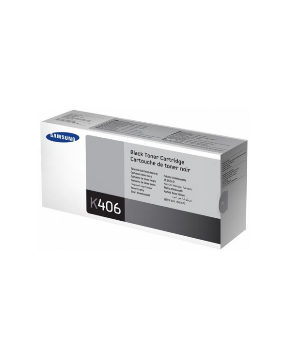 Samsung Κασέτα Τόνερ CLT-K406S Μαύρο by DoctorPrint
