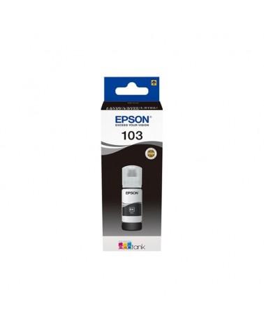 Epson Φυσίγγιο Μελάνης EcoTank 103 Μαύρο