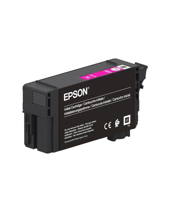 Epson Κασέτα Μελάνης T40D3 Ματζέντα by DoctorPrint