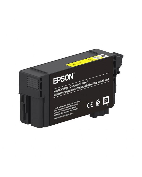 Epson Κασέτα Μελάνης T40D1 Κίτρινο by DoctorPrint