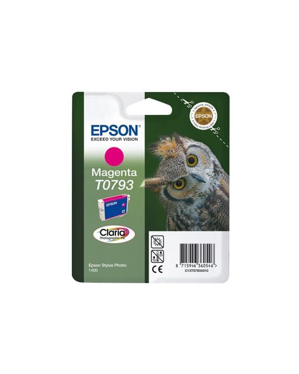Epson Κασέτα Μελάνης T0793 Ματζέντα by DoctorPrint