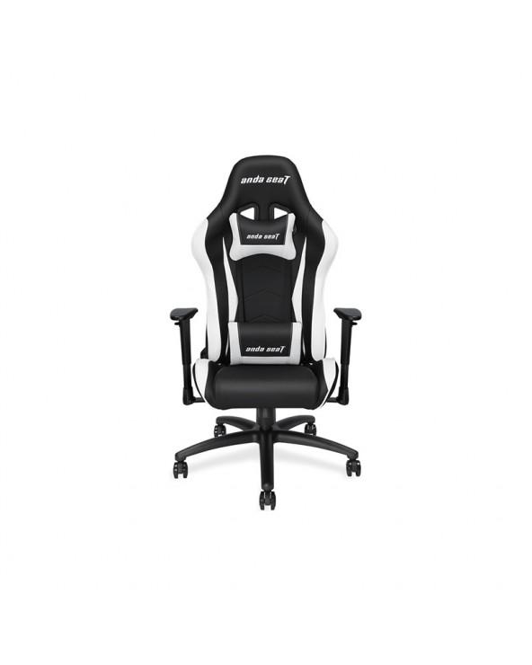 Καρέκλα Gaming Axe Anda Seat Black-White by DoctorPrint