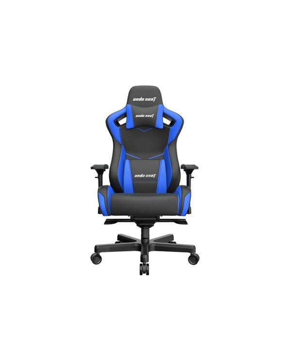 Gaming Chair Anda Seat AD12XL KAISER - II Black-Blue by DoctorPrint