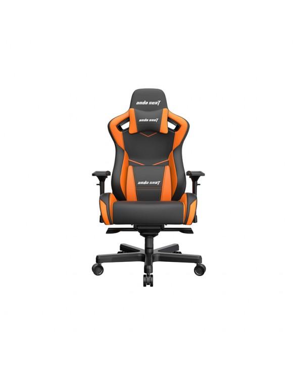 Gaming Chair Anda Seat AD12XL KAISER - II Black-Orange by DoctorPrint
