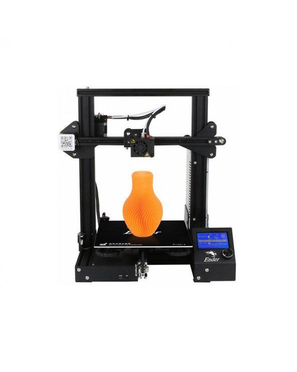 Real Creality 3D Printer Ender 3 by DoctorPrint