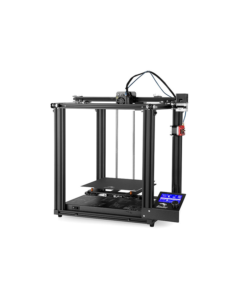 Real Creality 3D Ender 5 Pro Black by DoctorPrint