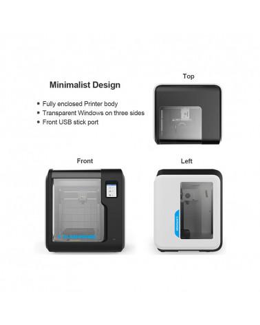 Real Creality REAL 3D Printer FlashForge - Adventurer 3 Wifi Black