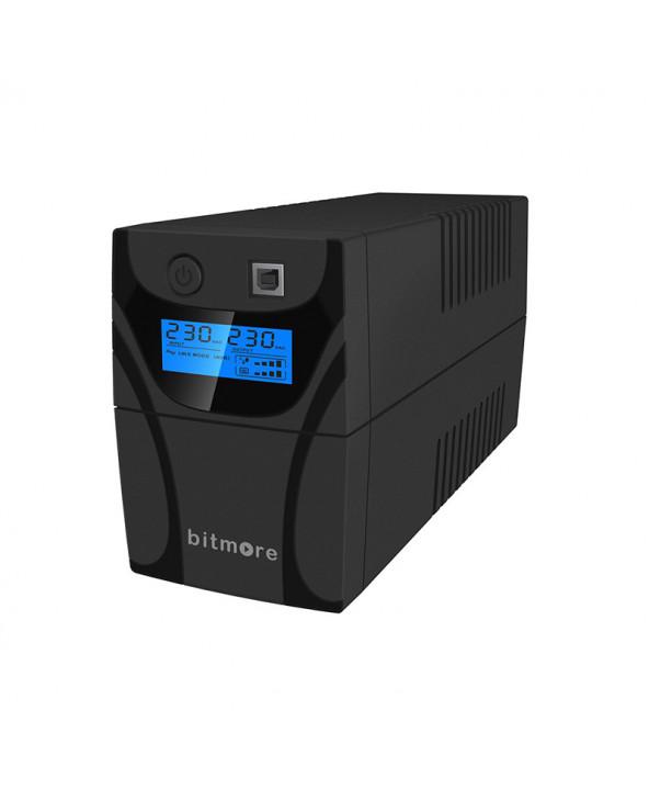 Bitmore Line UPS U650LCD by DoctorPrint