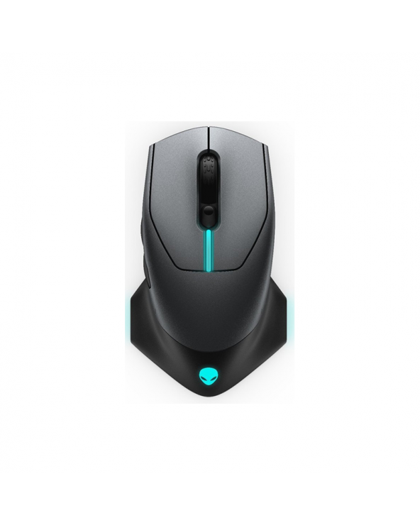 Dell Alienware Wired/Wireless Gaming Mouse - AW610M - Dark Side of the Moon by Doctor Print