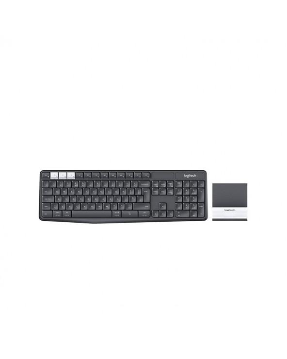 Logitech Wireless Bluetooth Keyboard K375S by Doctor Print