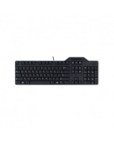 Dell Keyboard KB813 US/Int'l QWERTY Smartcard, Black by Doctor Print