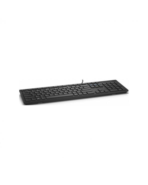 Dell Keyboard KB216 Greek QWERTY Multimedia, Black by Doctor Print