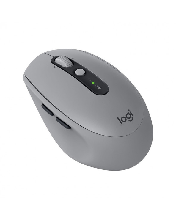 Logitech Mouse Wireless M590 Grey by Doctor Print