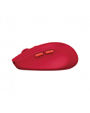 Logitech Mouse Wireless M590 Ruby by Doctor Print