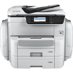 Epson WorkForce Pro WF-C869RDTWF Multi-Function Printer