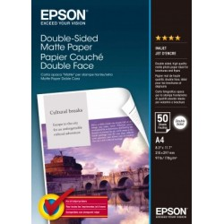 Epson A4 Double-Sided Matte Paper