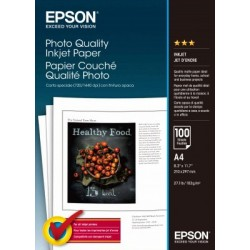 Epson A4 Photo Quality Ink Jet Paper
