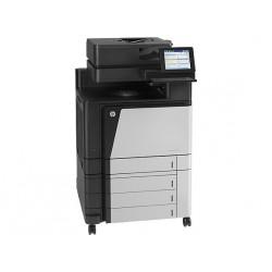 Έγχρωμος πολυλειτουργικός εκτυπωτής HP LaserJet Enterprise flow M880z+