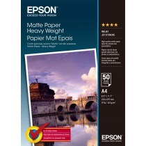 Epson A4 Matte Paper Heavy Weight 167 g/m²