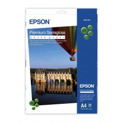 Epson A4 Premium Semi-Gloss Photo Paper 251 g/m²