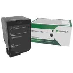 Lexmark CS720, CS725 Toner Cartridge Black by DoctorPrint