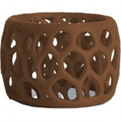 Cube Pro 3D Cartriidge PLA Brown by DoctorPrint