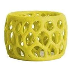 Cube Pro 3D Cartriidge PLA Yellow by DoctorPrint