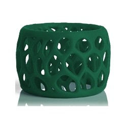 Cube Pro 3D Cartriidge PLA Forest Green by DoctorPrint