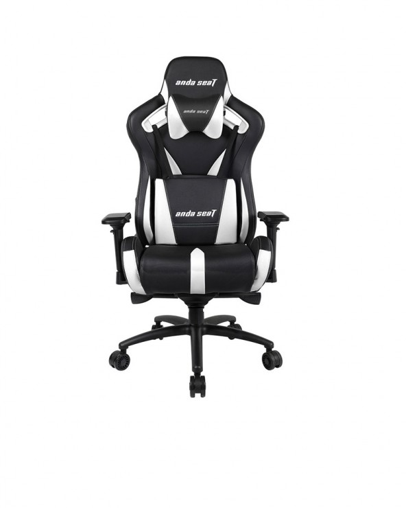 Gaming Chair Anda Seat AD12XL V2 White by DoctorPrint