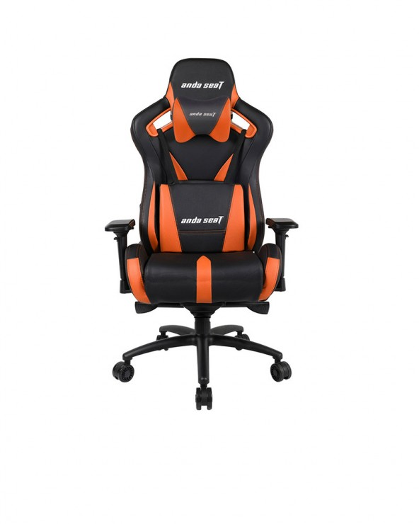 Gaming Chair Anda Seat AD12XL V2 Πορτοκαλί by DoctorPrint