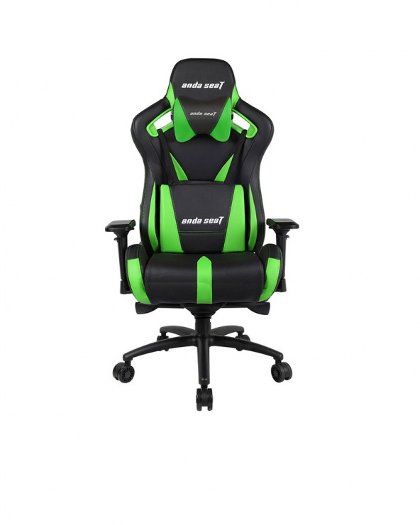 Gaming Chair Anda Seat AD12XL V2 Green by DoctorPrint