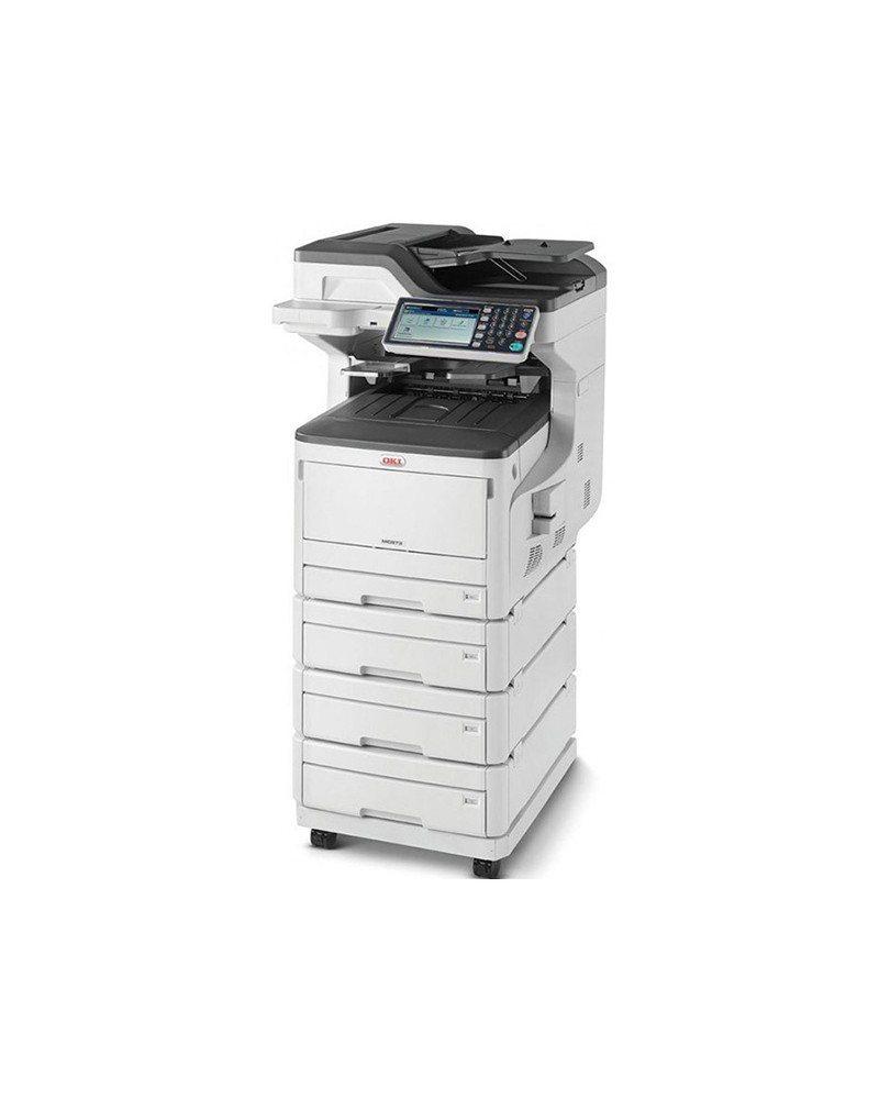 OKI MC873DNV Multi-Function LED Laser Printer by DoctorPrint