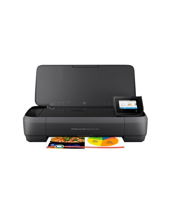 HP OfficeJet 252 Mobile All in One MFP by DoctorPrint