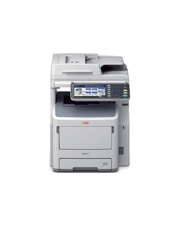 OKI MB770DNfax by DoctorPrint
