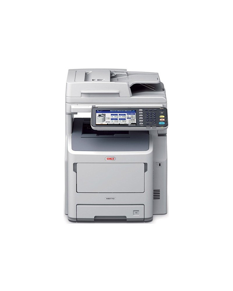 OKI MB770DFNfax by DoctorPrint