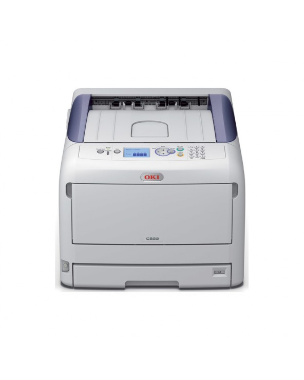 OKI C822DN by DoctorPrint