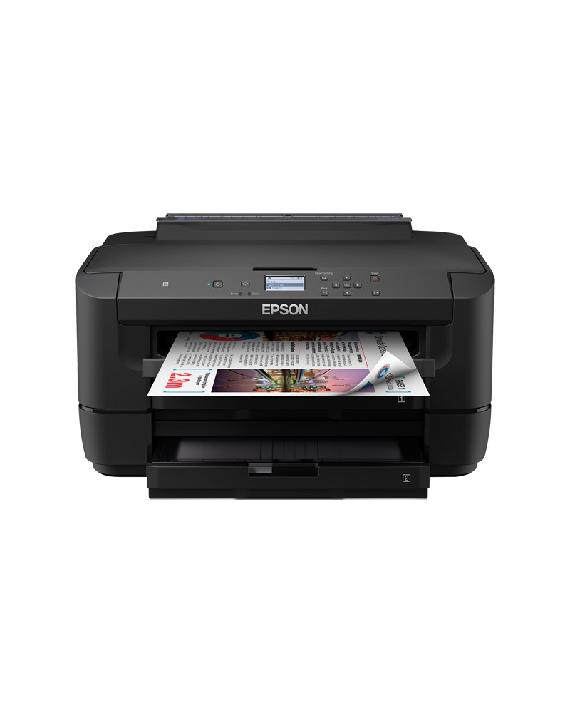 Epson WorkForce WF-7210DTW by DoctorPrint