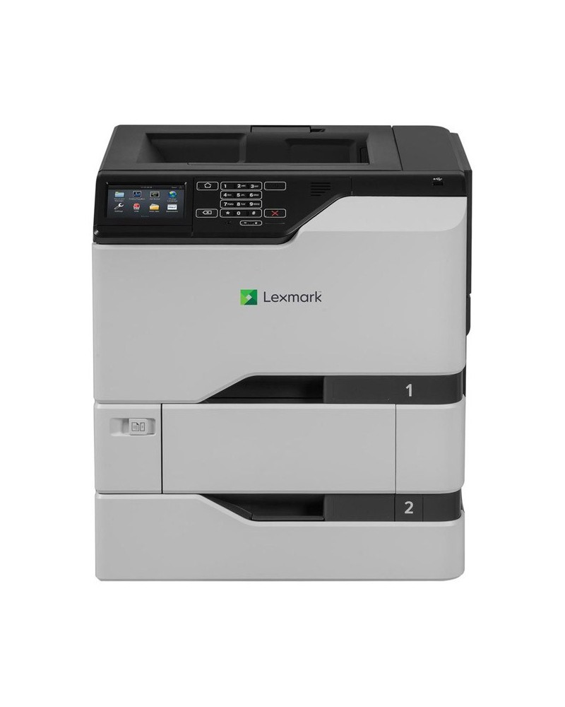 Lexmark CS720dte by DoctorPrint