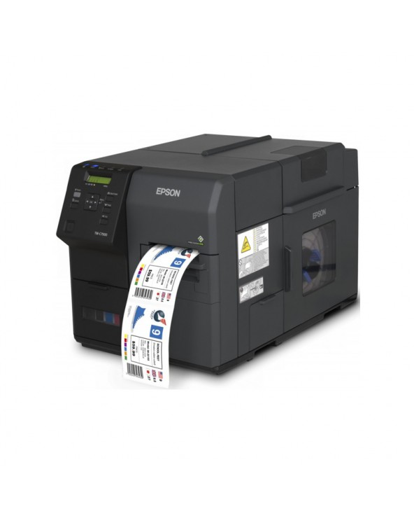 Epson ColorWorks C7500 by DoctorPrint