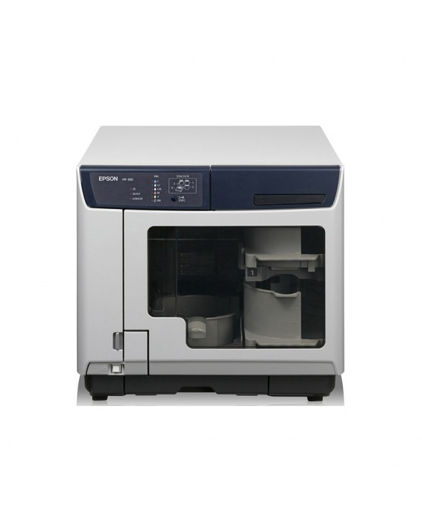 Epson Discproducer PP-100II by DoctorPrint