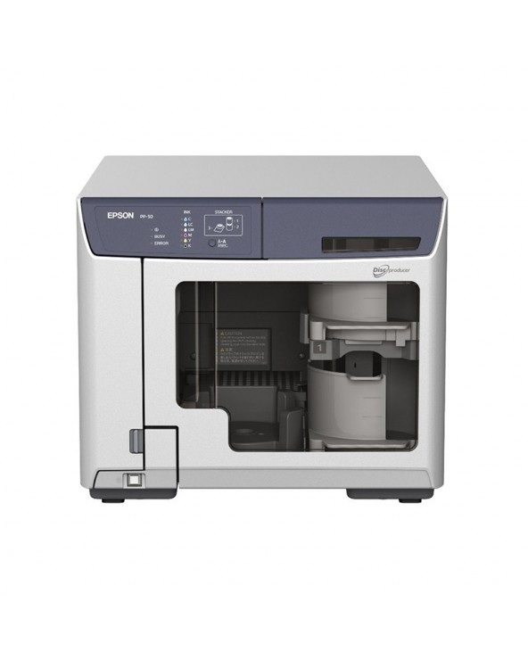 Epson Discproducer PP-50 by DoctorPrint