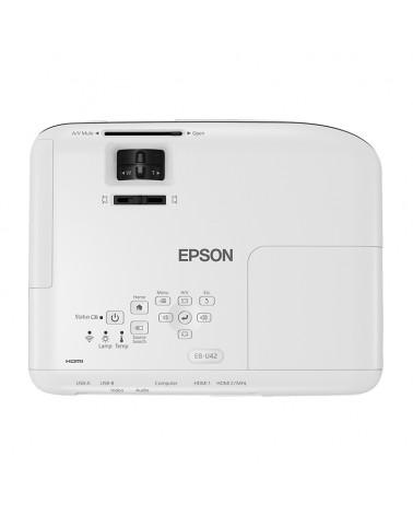 Projector Epson EB-U42 by DoctorPrin