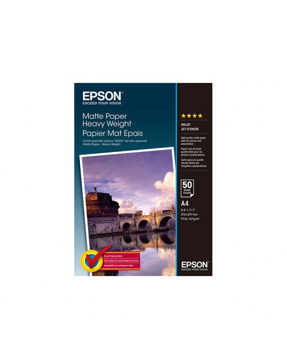 Epson A4 Matte Paper Heavy Weight 167 g/m² by DoctorPrint