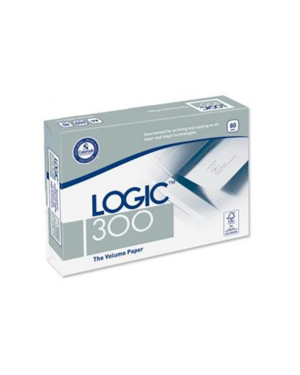 Multifunctional Copier Paper Logic 300 80GR A4 by DoctorPrint