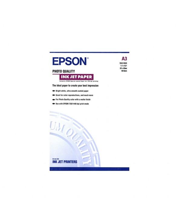 Φωτογραφικό Χαρτί Epson Matte A3 105gr (100 Φύλλα) by DoctorPrint